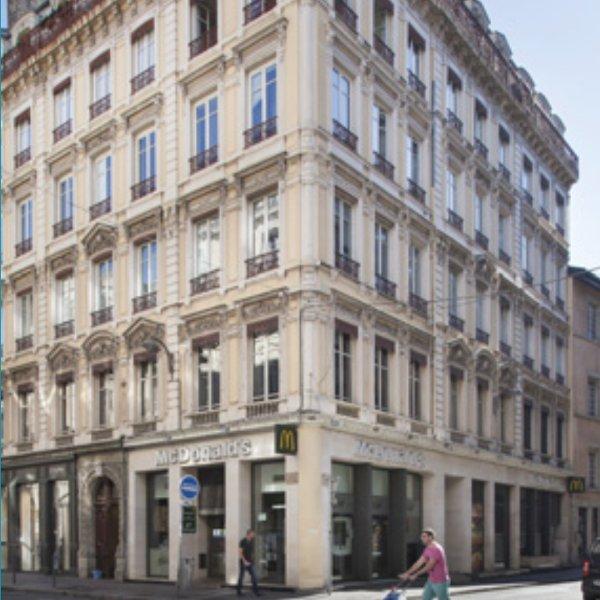 Rue Édouard Herriot Lyon