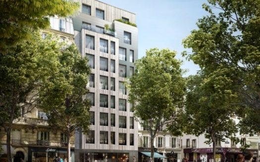 Investir Expatries Paris Nue Propriété Paris XIV Résidence Mistral