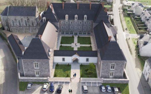 Monument Historique Guérande (44) - Ancien Couvent des Ursulines